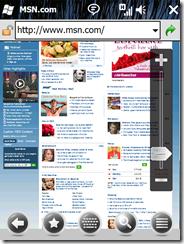 New Internet Explorer Mobile